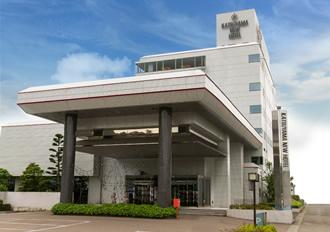 勝山ニューホテルホテル外観