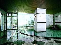 勝山ニューホテル大浴場