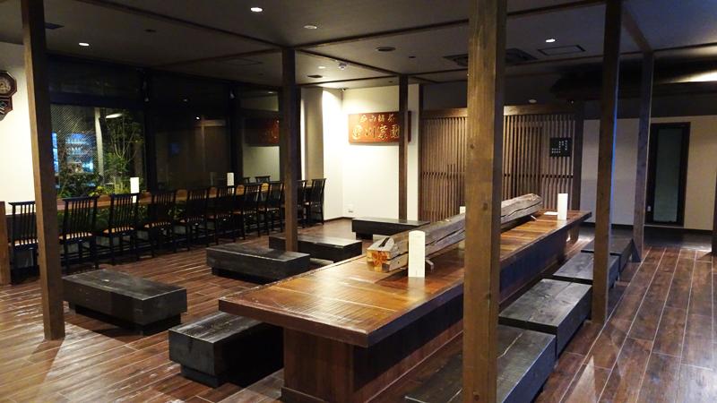 ネスタリゾート神戸のイルミネーション 「ネスタイルミナ」 休憩所